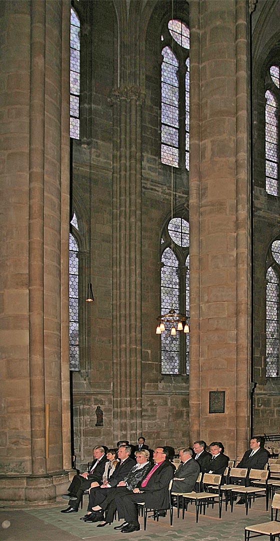 Das Marburger Online Magazin Dbay0415 0122 Kirchenbesuch