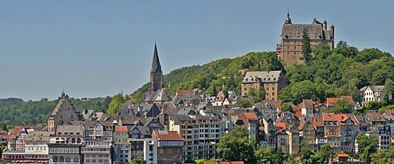 Das Marburger Online Magazin Dbax0716 020 Schloss