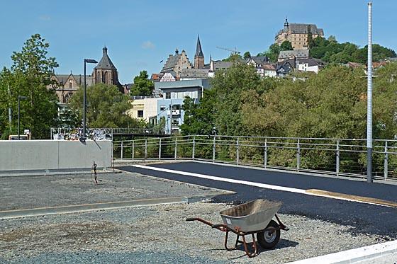 Das Marburger Online Magazin Dbay0523 0013 Schubkarre