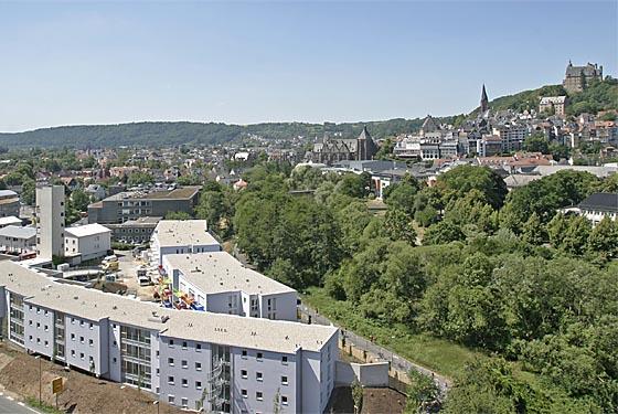 Das Marburger Online Magazin Dbax0716 007 Stadtbild Marburg