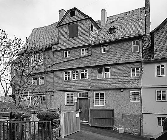 Das Marburger Online Magazin Mainzer Gasse 32 34