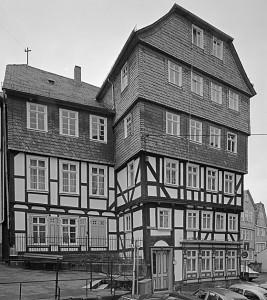 Das Marburger Online Magazin Schlosstreppe 1 Y0615