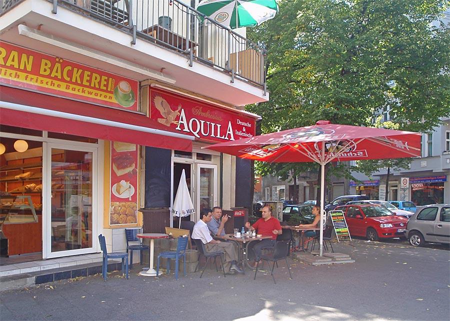 Das Marburger Online Magazin Aquila Aussen Ii