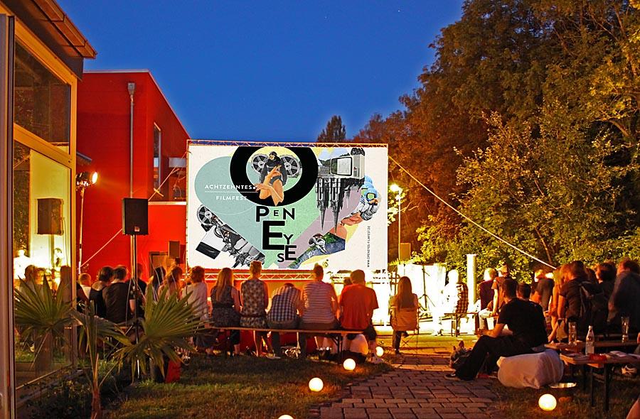 Das Marburger Online Magazin Traumagarten Projektion