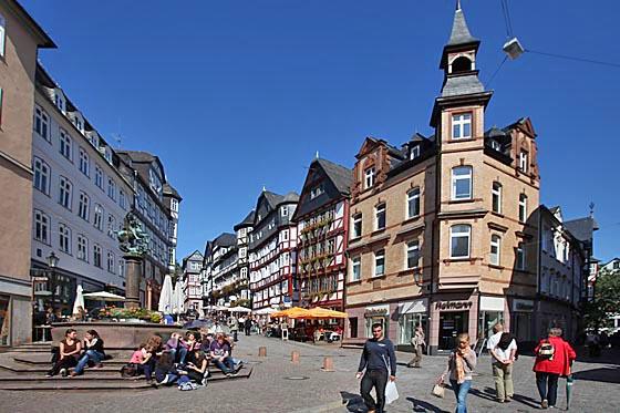 Das Marburger Online Magazin In Marburg Sonne Blauer