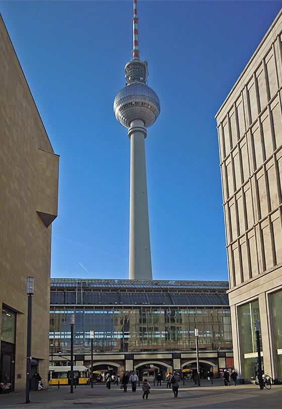 Das Marburger Online Magazin Mls Berlin Fernsehturm Z01