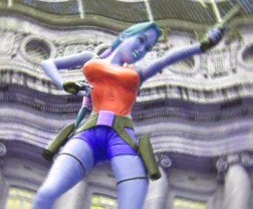 Computerspiel Lara Croft