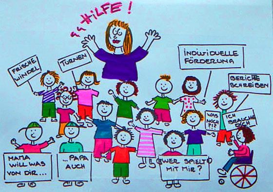 Plakatmotiv Kinderfoerdungsgesetz