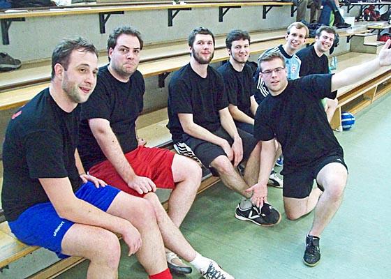 Mannschaft der CDU Marburg