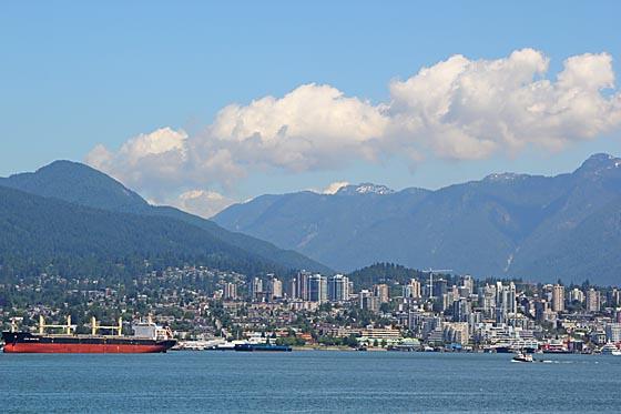 North Vancouver Foto Hanna Grobe