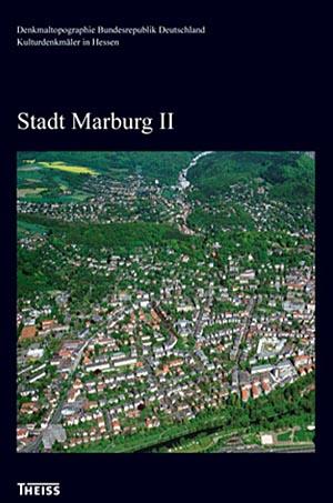Cover Denkmaltopographie Marburg II