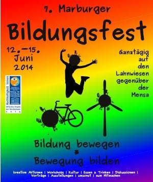 Plakat 7. Bildungsfest