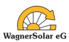 Logo Wagner Solar eG
