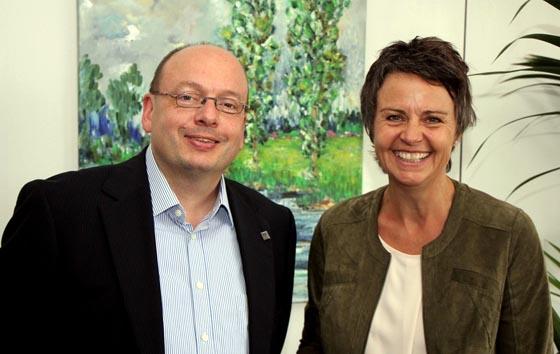 Ralf Laumer Kirsten Fründt