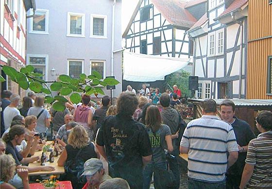 Weidenhäuser Höfefest