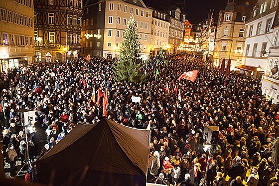 dbav0105_0113 Anti Pegida Demo Marburg