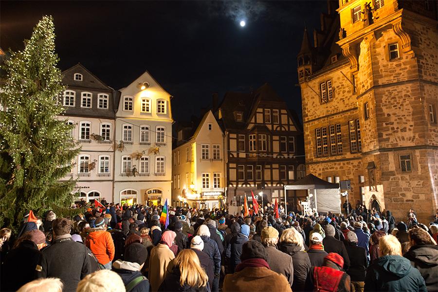 dbav0105_0238 Antigida auf dem Marburger Marktplatz
