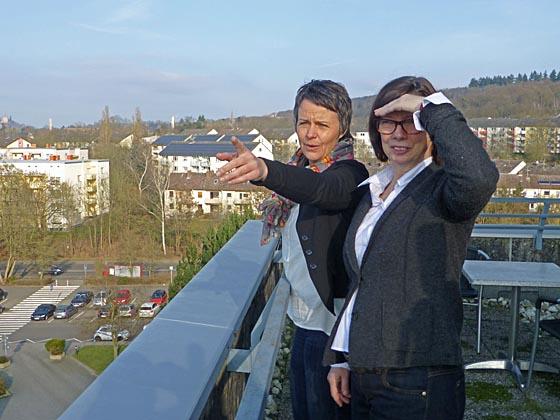 dbav0123-b Kirsten Fruendt u. Martina Werner