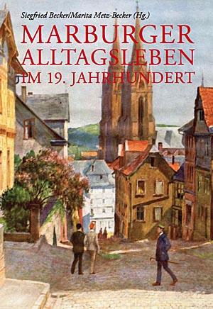 Cover Begleitband Marburger Alltagsleben