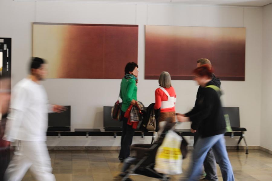 _foyer dutt  Foto Liessegang