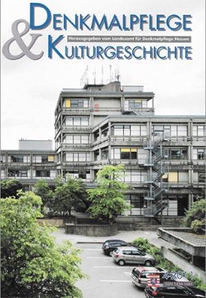 Cover Denkmalschutz