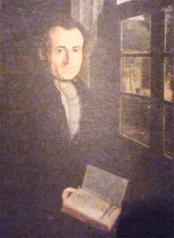 Pfarrer Münch aus Niedergemünden