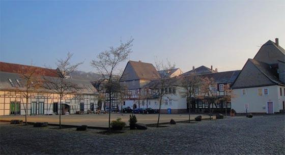 Der Schwanhof in der Schwanallee blickt auf eine 500-jährige Geschichte zurück. Foto Stadt Marburg