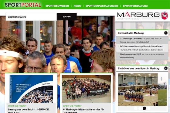 Sport Marburg