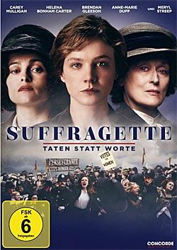 Filmplakat Suffragette