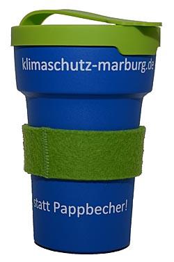 Klimaschutz-Kaffeebecher