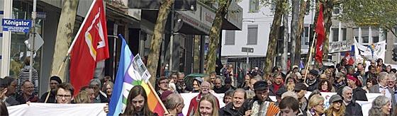 Ostermarsch Kassel