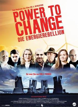 Plakat Power to Change