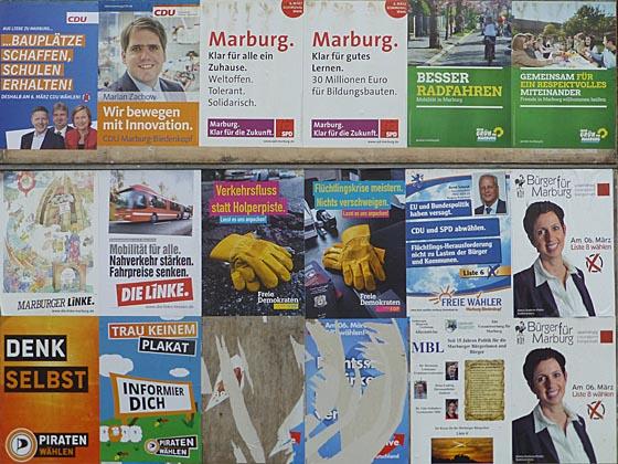 Plakate Kommunalwahlwahl 2016 dbas0305_0039