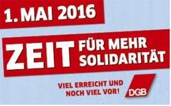 Motto 1.Mai 2016