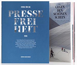 Cover Bilder fuer die Pressefreiheit