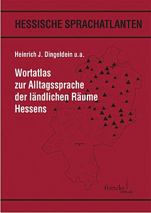 Cover Wortatlas Hessen