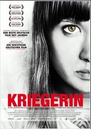 Filmplakat Kriegerin