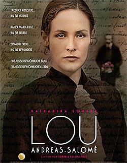 Filmplakat Lou Andreas-Salomé