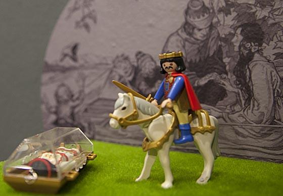 Im Märchen von Schneewittchen spielt der Scheintod eine wichtige Rolle – als Erzählung für Kinder. Sternbald-Foto Hartwig Bambey